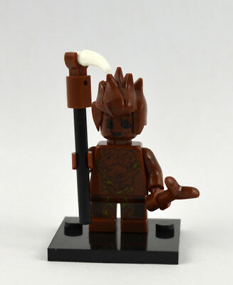 Minifigure Groot Marvel Comics Guardians of the Galaxy Movie Building Toys