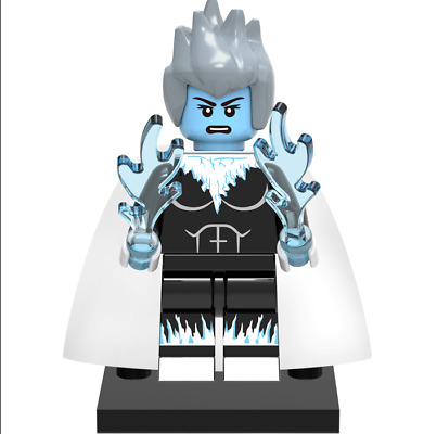 Killer Frost DC Comics Supervillain Caitlin Snow Minifigures Building Toys