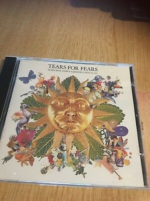 Tears For Fears - Greatest Hits - Cd - Mad World / Shout / Pale Shelter +