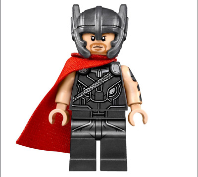 Thor Odinson Thor: Ragnarok Minifigures Collectible Rare Movie Building Toys