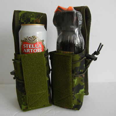 CANADIAN ARMY DIGITAL CADPAT TRIPLE MAG POUCH Made in Canada