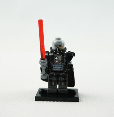 Minifigures Star Wars Sith Lord Darth Malgus New The Old Republic Building Toys