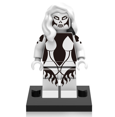 Silver Banshee Rare Movie Minifigures Siobhan McDougal Secret Six Building Toys