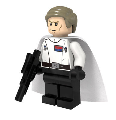 Minifigures Rogue One: A Star Wars Story Director Orson Krennic Building Toys