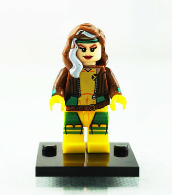 Minifigures The Avengers Rogue Mary New The X-Men: Apocalypse Building Toys