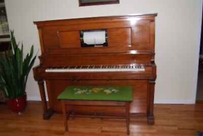 Stroud Duo-Art Pianola 1940's