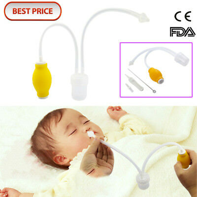 Best Baby Safe Nose Cleaner Vac Suctioning Device Nasal Aspirator For Children