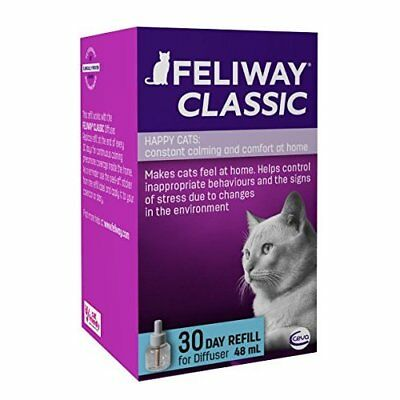 FELIWAY Classic 30 Day Refill, Pack of 1