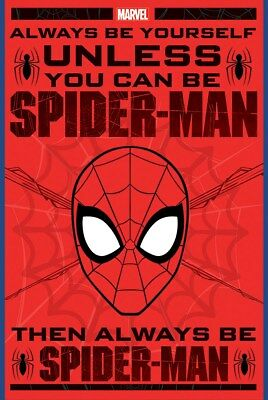 Spider-Man Always Be Yourself Poster 61x91.5cm