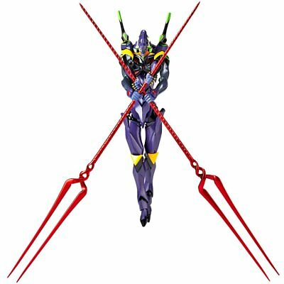 Kaiyodo Revoltech Evangelion Evolution EV-007 EVA Unit 13 Action Figure