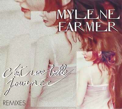 Mylène Farmer ‎Maxi CD C'Est Une Belle Journée (Remixes) - Digipak - France