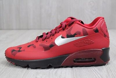 cheap for discount 12301 02bc9 22 Nike Air Max 90 Ultra Gym Red Shoes Youth Size 7Y (Wmns 8.5)