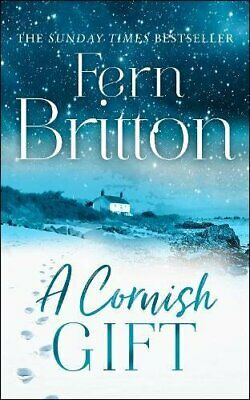 A Cornish Gift by Britton, Fern Book The Cheap Fast Free Post