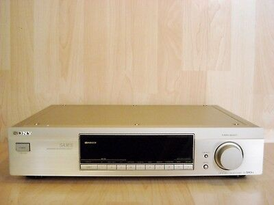 Sony ST-SA3 ES High-End FM Stereo / FM-AM Tuner * Champagne Gold * NEAR MINT