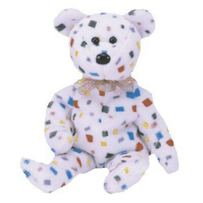 TY Beanie Baby - TY2K the Bear (8.5 inch) - MWMTs Stuffed Animal Toy