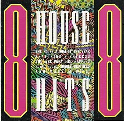Various Artists - House Hits '88 - The House Album ... - Various Artists CD L0VG