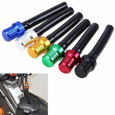 1x Motorcycle Gas Fuel Cap Valve Vent Breather Hose Tube PIT Dirt Bike Tank NEW