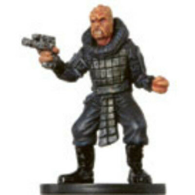 Klatooinian Enforcer - Star Wars Clone Strike Miniature