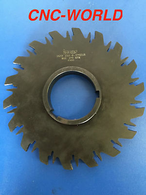 1 Pcs Iscar Disc milling cutter SGSF 210-8-570Z18 , New! 210 mm