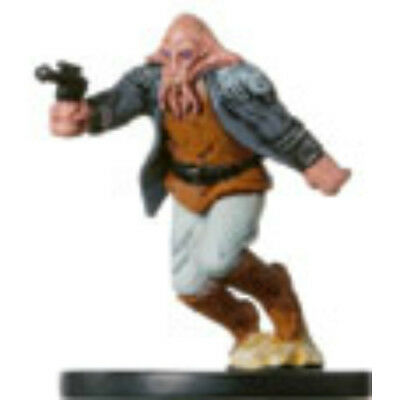 Quarren Raider - Star Wars Clone Strike Miniature