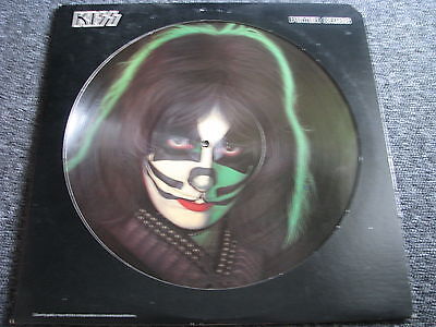 KISS- Peter Criss 78er Solo Picture LP-Made in USA