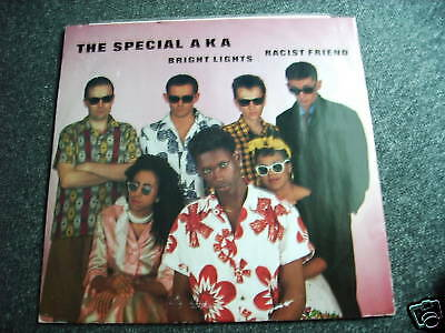 The Special Aka-Bright Lights 12 Maxi LP-Made in UK-OI!