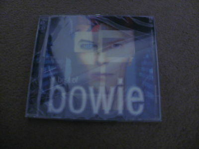 NEW The Best of Bowie 2CD set 39 tracks! David Bowie's very greatest hits album