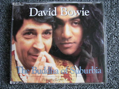 David Bowie-The Buddha of Suburbia Maxi CD-1993 UK-Rock-Pop-Arista