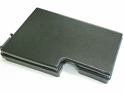 Ford Focus Fuse Box Cover Carbon Fiber Abs Plastic Mk2 Mk3 Rs St