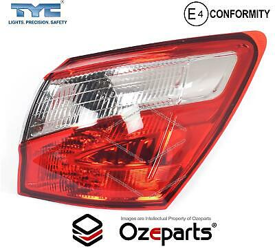 RH RHS Right Hand Tail Light Lamp For Nissan Dualis 5&7 Seater J10 s2 2010~2014