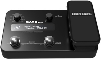 Hotone Ravo Multi Effects Pedal & USB Audio Interface