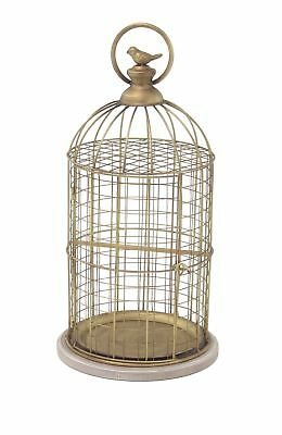 Cole & Grey Traditional Decorative Bird Cage CLRB4733