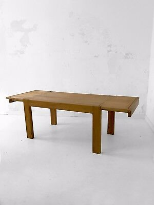 1970 REGAIN GRANDE TABLE MODERNISTE CONSTRUCTIVISTE BAUHAUS RECONSTRUCTION Chapo
