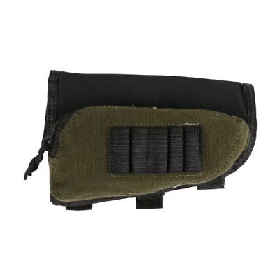 Allen Buttstock Shell Holder and Pouch for Rifles
