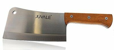 Meat Cleaver - Stainless Steel Heavy-duty Butcher Knife - 8 Inch