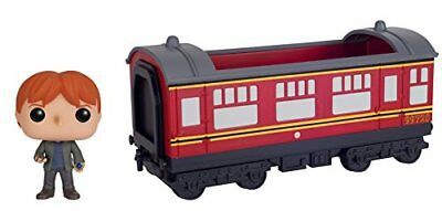 Funko POP Rides: Harry Potter - Hogwarts Express Train car with Ron Weasley
