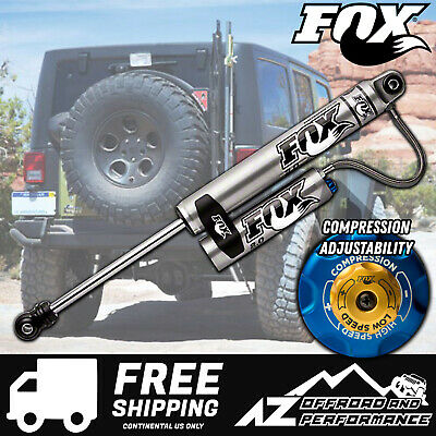 Fox 2.0 Performance Series Rear Resi Shock w/CD For 07-18 Jeep JK 1.5-3.5 Lift