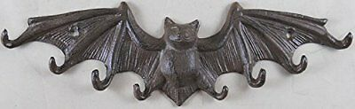 Upper Deck Cast Iron Bat Hook Hanger