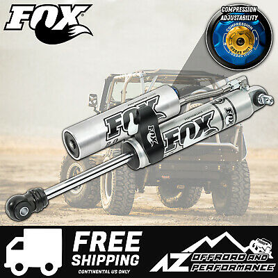 "Fox 2.0 Performance Series Rear Resi Shock w/ CD For 97-06 Jeep TJ LJ 4"" - 6"""