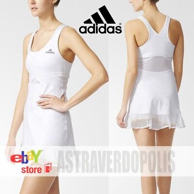 Adidas Tennis Dress Stella McCartney CAROLINE WOZNIACKI Barricade Womens 3 Set M
