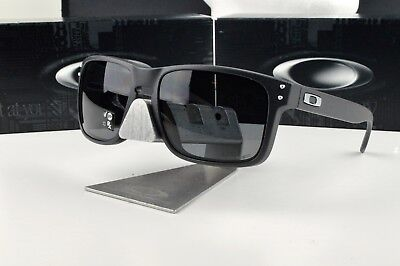 ddee89d61f NEW OAKLEY HOLBROOK Steel Grey Polarized Sunglasses OO9244-12 ...