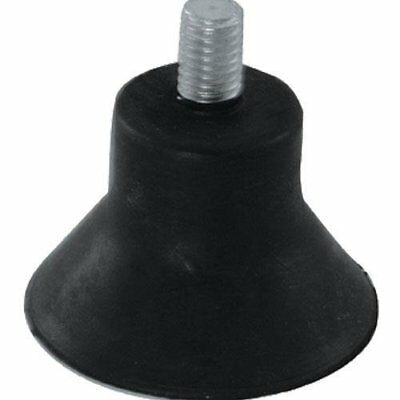 UNIVEX BLACK RUBBER SUCTION FEET UNV 7510094 NEW OEM Replacement PN 281175