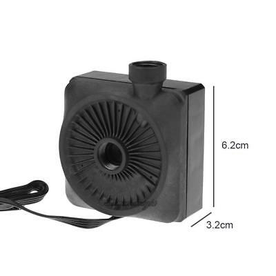 12V G1/4 Thread PWM Silent Water Circulation Pump for PC Liquid Cooling System