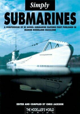 Simply Submarines by Jackson, Chris Paperback Book The Cheap Fast Free Post