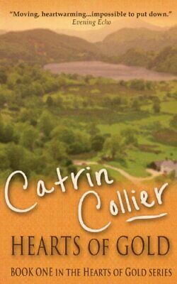 Hearts of Gold: Volume 1 by Collier, Catrin Book The Cheap Fast Free Post