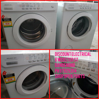 Electrolux 5kg Dryer - Model EDV505 WITH 3 MONTHS WARRANTY WE OPEN 7 DAYS