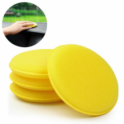 Car Wax Sponge 12 pcs/set Yellow for AUTO SUPER CERAMIC CAR COATING - 9H MR FIX
