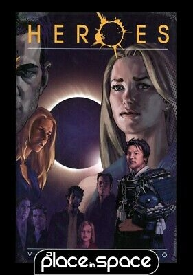 Heroes Vol 02 Variant Edition - Hardcover