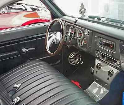 67-72 Chevy truck Bench seat console, #1