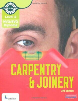 Level 2 NVQ/SVQ Diploma Carpentry and Joinery C... by Jarvis, Mr Kevin Paperback